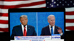 Trump and Biden focus campaigns on swing states as Election Day approaches