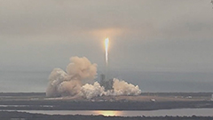 SpaceX reaches 100 successful launches with Starlink mission