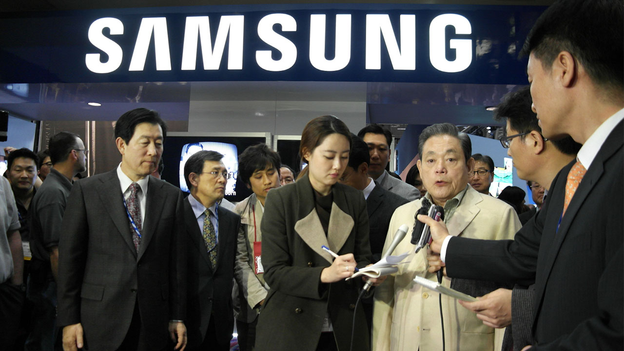 Samsung chairman Lee Kun-hee dies on Sunday at age 78