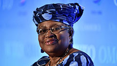 EU throw weight behind Nigerian candidate to lead WTO: AFP