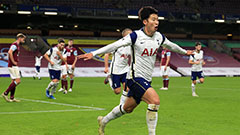 Son Heung-min now EPL's lone top scorer as streak is extended to 4 games