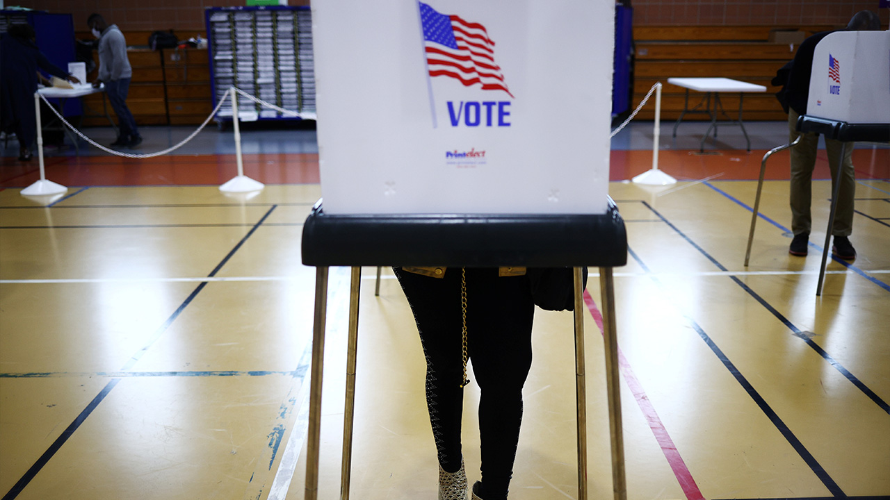 Record-high turnout expected in U.S. presidential election