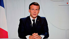 Macron orders lockdown for whole of France starting Friday