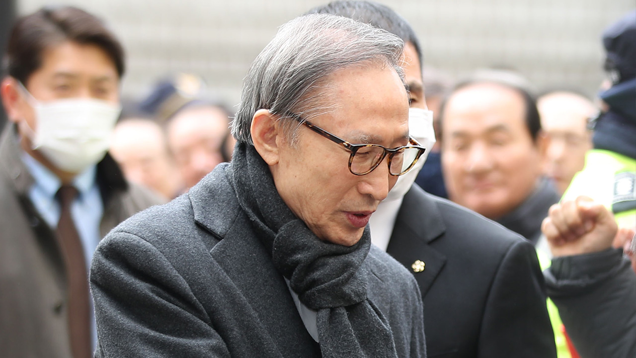 Lee Myung-bak to serve 17 years in prison as court upholds sentence