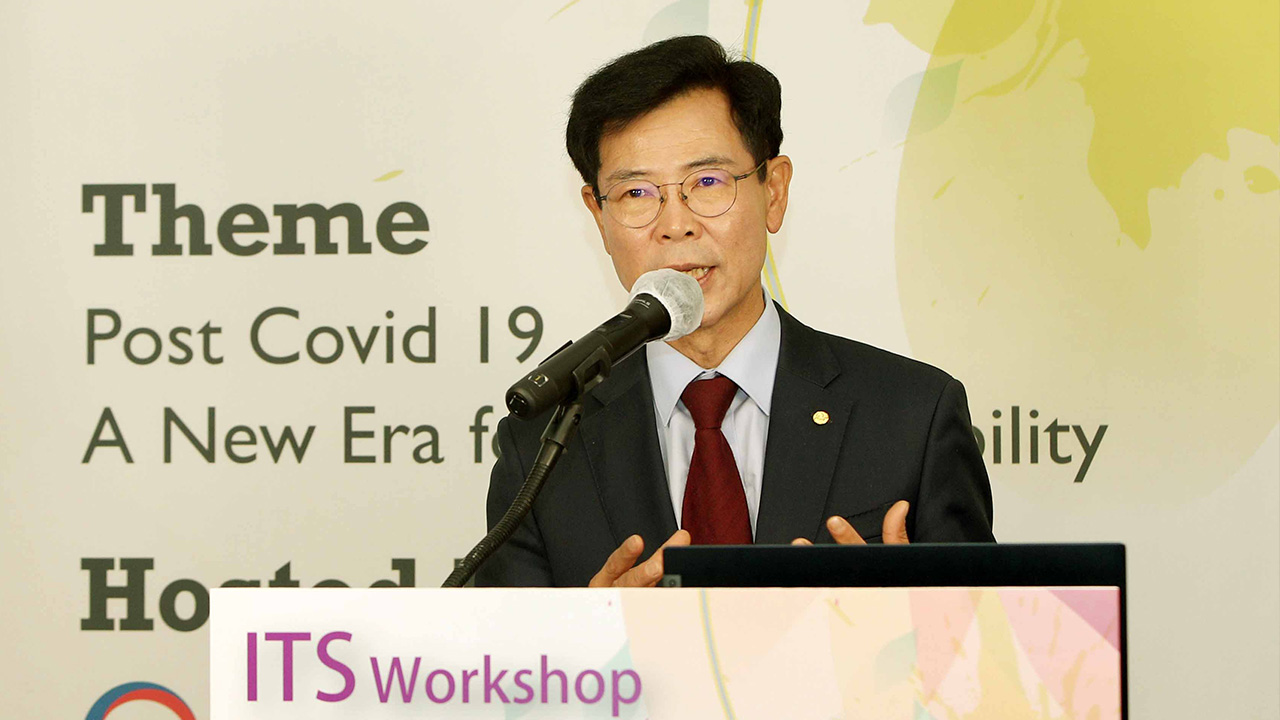 S. Korea promotes bid to host 2026 ITS World Congress in Gangneung city