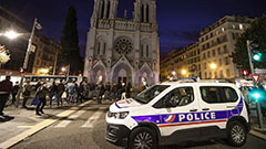 Three dead and several wounded in Nice attack