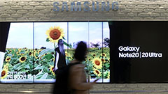 Samsung overtakes China's Huawei to become world's top smartphone vendor in Q3