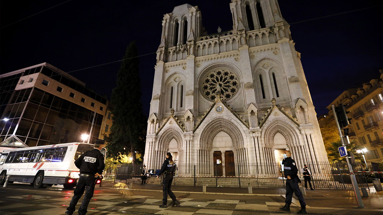 S. Korean gov't strongly condemns recent knife attack in France