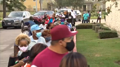 Early voting turnout reaches historic levels in Texas
