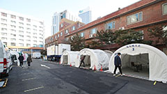 S. Korea reports 75 new COVID-19 cases on Tuesday