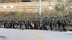 N. Korean man captured after crossing inter-Korean border: S. Korea's JCS