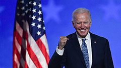 Biden flips Wisconsin, Michigan 'blue' amid continuing tight race in swing states