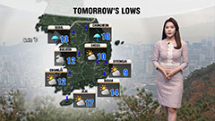 Isolated showers through tomorrow morning... fine dust levels to rise this weekend