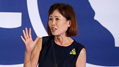Michelle Park Steel wins House seat in California to become 3rd Korean-American in Congress