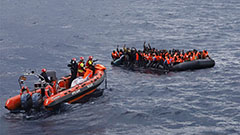 74 migrants die in a shipwreck off the Libyan coast