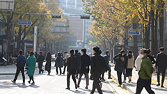 S. Korea reports over 200 new COVID-19 cases for three days straight