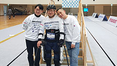 CYBATHLON 2020: S. Korean athl