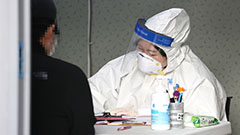 S. Korean health authorities warn of possibility of severe flu season coinciding with surge in COVID-19 cases