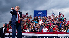 Trump's campaign, supporters withdraw lawsuits over Biden's projected election win in 4 U.S. states