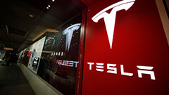 Tesla to join S&P 500 in December as largest ever new member