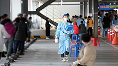 S. Korea reports over 300 COVID-19 cases, first time in almost three months