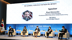 Virtual conference held to discuss role of war museums, memorials