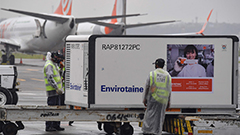 Airlines and cold container co