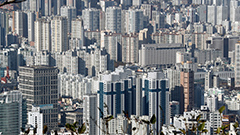 Number of homeowners in S. Korea with 5 or more houses hits new record in 2019