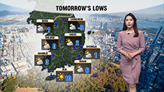 Coldness to ease off tomorrow...dry conditions across east coast