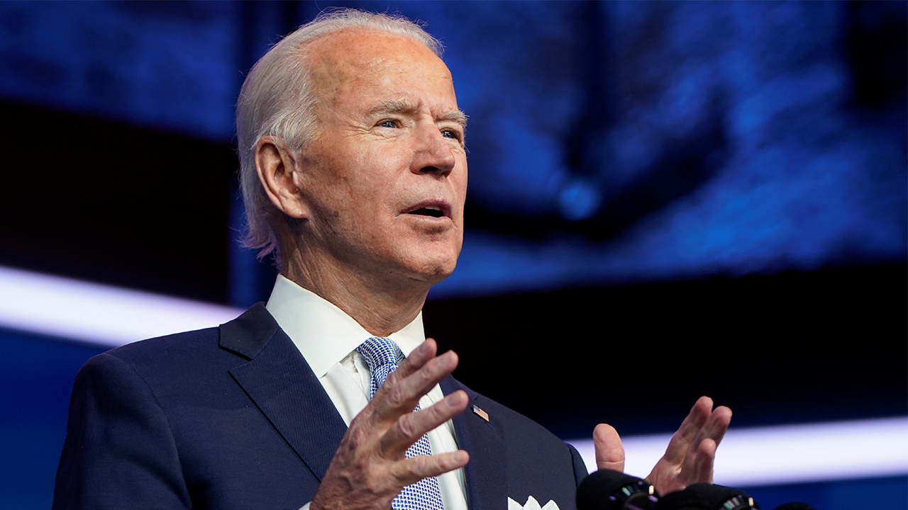 Biden says his new foreign policy team will