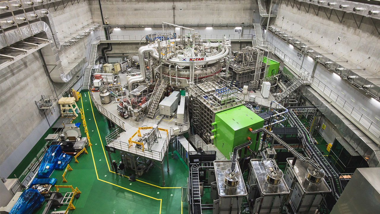 S. Korea's fusion device 'KSTAR' runs for 20 seconds at 100 million degrees Celsius