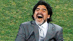 Football legend Diego Maradona dies at 60 after suffering heart attack