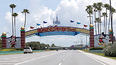 Walt Disney to lay of 32,000 workers by March, mainly at theme parks