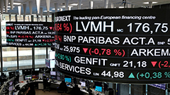 Global stocks surging to record highs despite continued pandemic