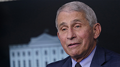 Fauci warns of 'surge upon surge' of COVID-19 in U.S. in coming weeks