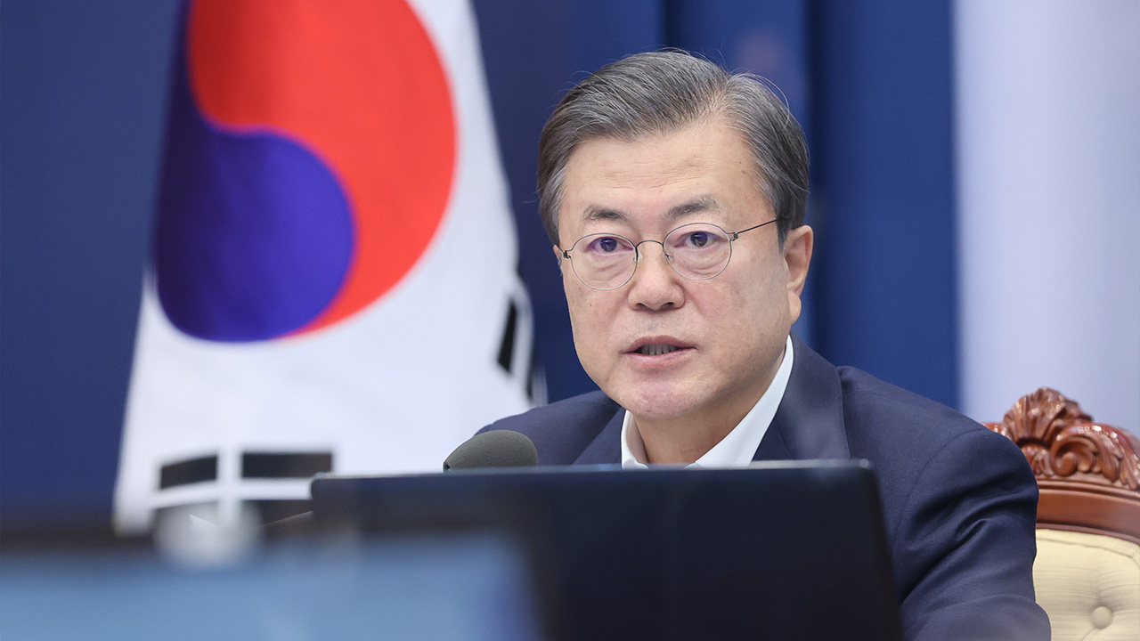 President Moon calls for extra caution ahead of national college entrance exam