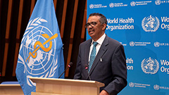 WHO chief calls for countries not to politicize hunt for COVID-19 origin