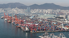 S. Korea's real GDP up 2.1% in Q3 q/q: Bank of Korea