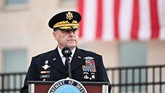 N. Korea advancing nuclear, missile capabilities: Milley
