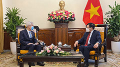 S. Korea, Vietnam agree to sta