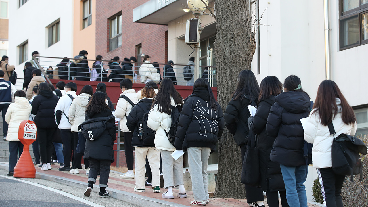 Many S. Korean universities ban COVID-19 patients from interviews and essay tests