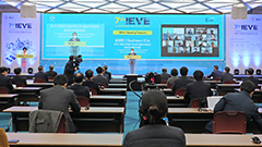 S. Korea holds 7th International Electric Vehicle Expo on 'carbon-free' Jeju Island