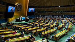 UN passes N. Korean human rights resolution for 16th consecutive year