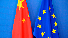 EU, China agree on investment deal to grant better access to each other's markets