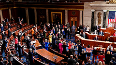 117th U.S. Congress kicked off as the Senate control remains undecided