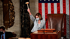 U.S. Congress starts 117th session with swearing-in ceremony