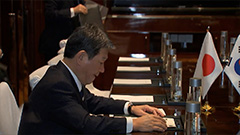 S. Korean FM requests Japan refrain from excessive reaction to recent ruling on 'comfort women' victims