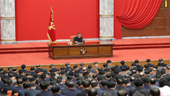 N. Korean officials review dra