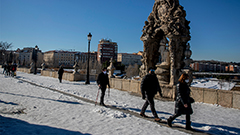 Spain sees lowest temperatures for two decades
