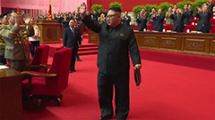 N. Korea announces closure of eight-day Workers' Party Congress